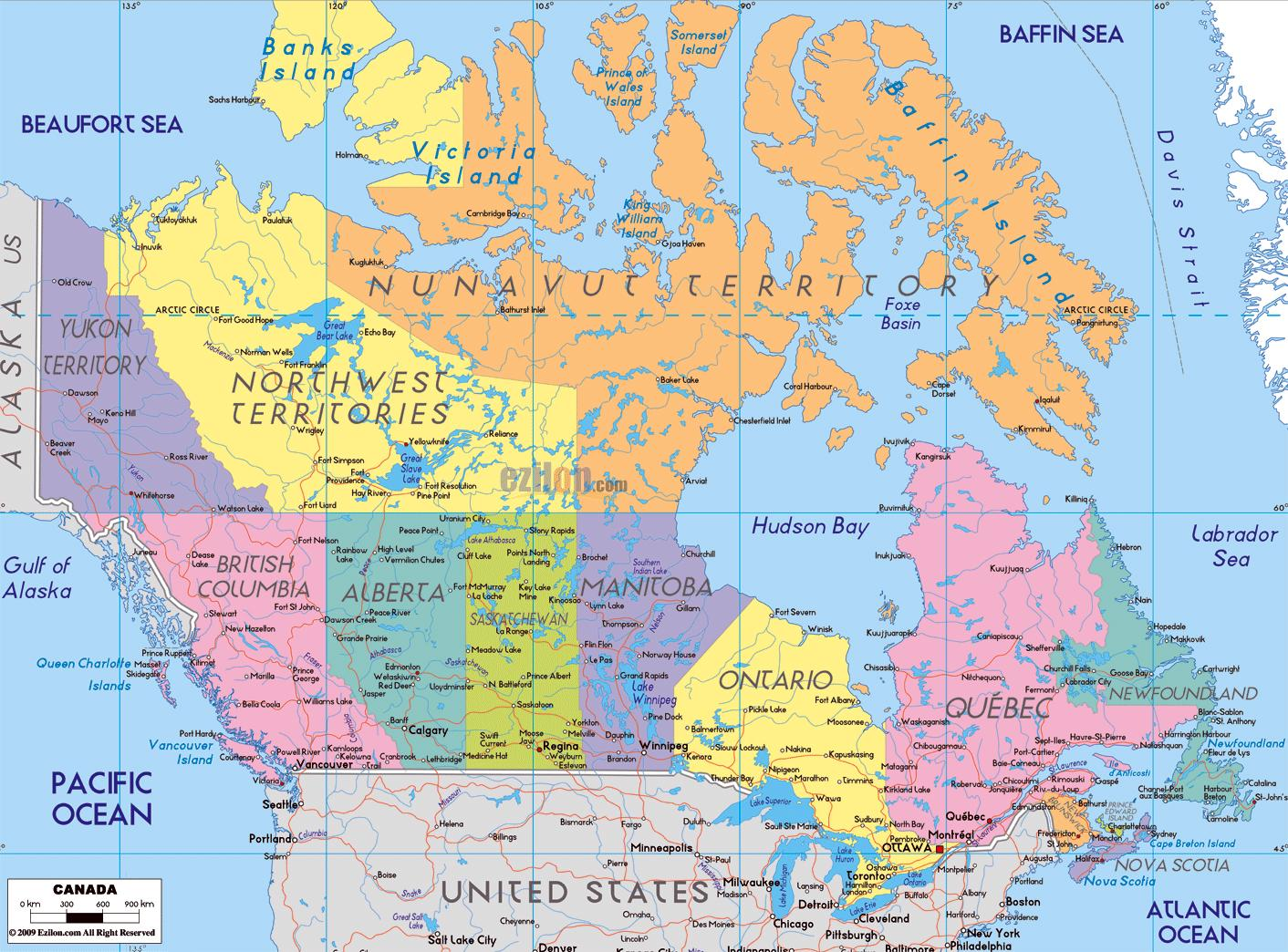 map of usa states and cities with Kanada Mapa Z Nazwami Miast on Kanada Mapa Z Nazwami Miast additionally Alexander Archipelago 6567 besides Urbanization also Libya likewise Nevada map.